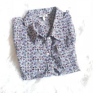 Joie button down shirt in size medium